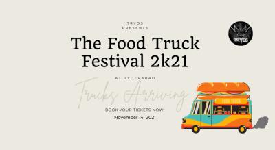 Food Truck Festival 2k21.