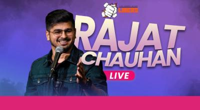 Punchliners Comedy Show Ft. Rajat Chauhan in Nagpur