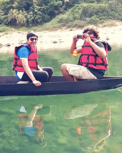 Backpacking Trip Meghalaya & Assam | Muddie Trails