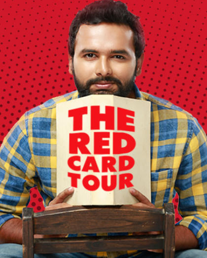 The Red Card Tour with Kautuk Srivastava