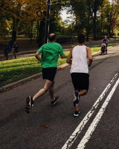 Run for Glory Marathon