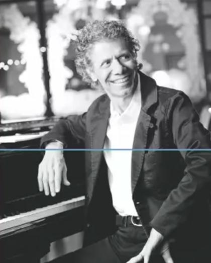 Chick Corea: Solo Piano From Mozart to Monk to Corea, Delhi