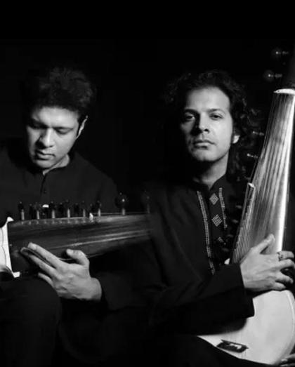 Infinite Hope feat. Sarod maestros Amaan and Ayaan Ali Bangash (Fusion Concert)