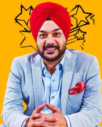 Punchliners: Standup Comedy Show ft. Parvinder Singh in Jalandhar