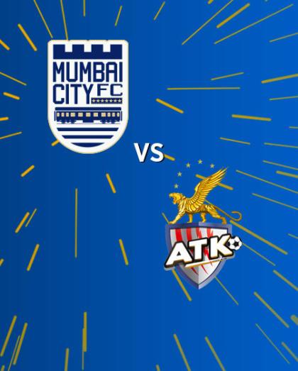 Hero Indian Super League 2018-19: Mumbai City FC vs ATK