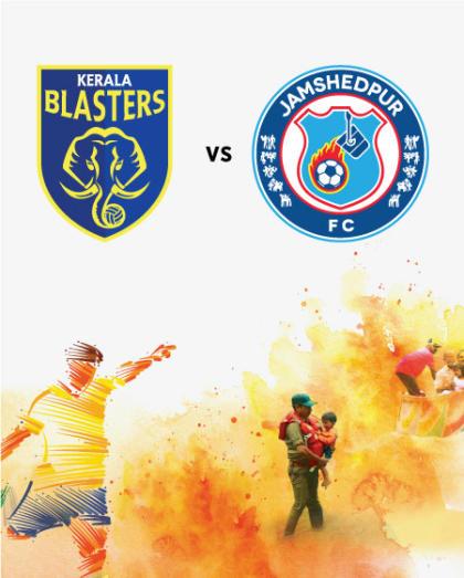 HERO Indian Super League 2018-19: Kerala Blasters FC vs Jamshedpur FC