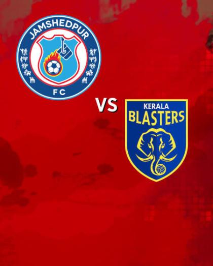 HERO Indian Super League 2018-19: Jamshedpur FC vs Kerala Blasters FC
