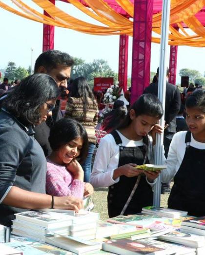 Literati 2018 - Chandigarh International Litfest