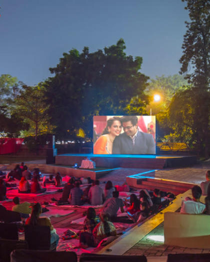 Open Air Cinema // Bollywood Special - Pune