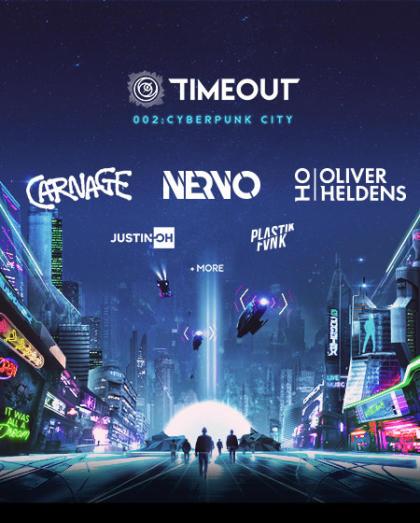 Timeout 002  : Cyberpunk City