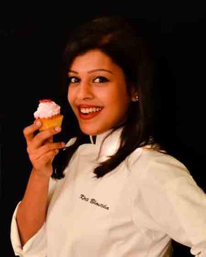Cooking Masterclass with Kriti Bhoutika