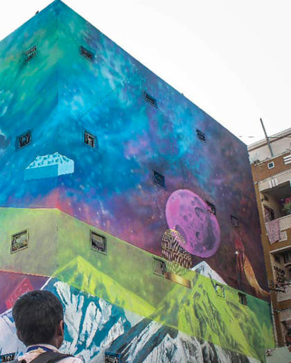 Maqtha Art District Curated Tour
