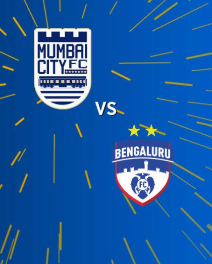 Hero Indian Super League 2018-19: Mumbai City FC vs Bengaluru FC
