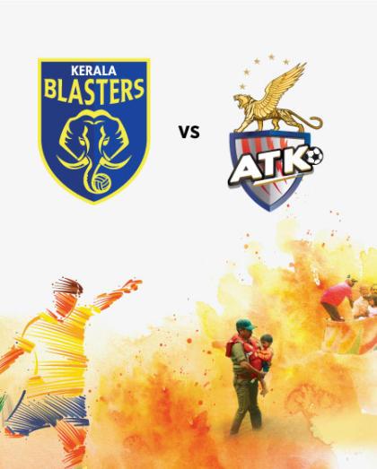 HERO Indian Super League 2018-19: Kerala Blasters FC vs ATK