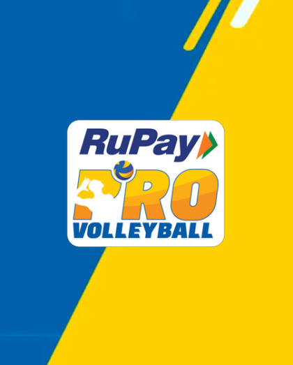 Combo Pass RuPay Pro Volleyball League 2019