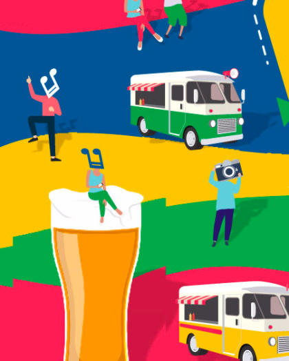 Good Vibes -  Food Truck, Craft Beer &  Music Festival