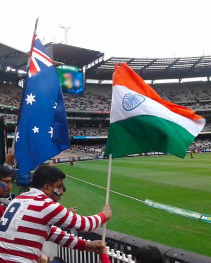 Paytm Series 2nd T20I India V Australia, Bengaluru
