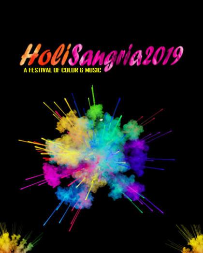 Holi Sangria 2019