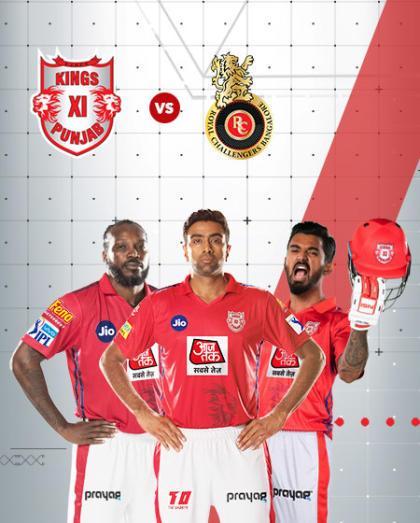 VIVO IPL 2019 - Match 28 - Kings XI Punjab vs Royal Challengers Bangalore
