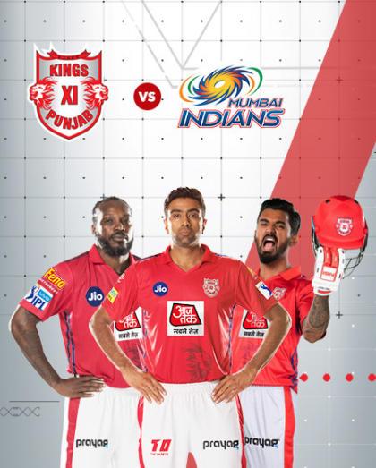 VIVO IPL 2019 - Match 9 - Kings XI Punjab vs Mumbai Indians