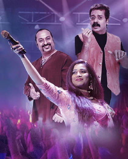 Shreya Ghoshal and Colonial Cousins Live in Hyderabad