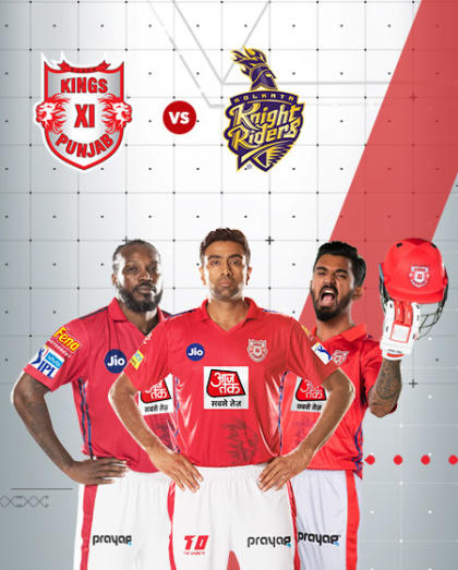 VIVO IPL 2019 - Match 52 - Kings XI Punjab vs Kolkata Knight Riders