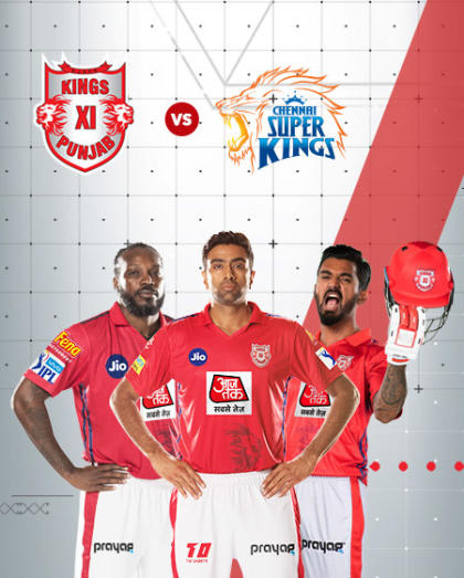 VIVO IPL 2019 - Match 55 - Kings XI Punjab vs Chennai Super Kings
