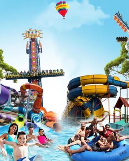 MojoLand | Water Park