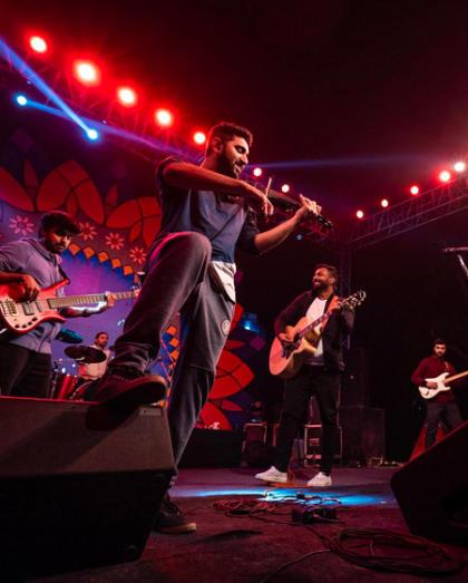 World Music Day Ft. Anand Bhaskar Collective