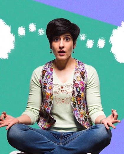 Almost Sanskaari - A Comedy Show by Neeti Palta