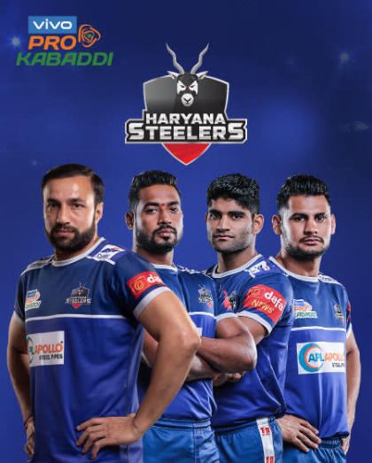VIVO Pro Kabaddi 2019 - Puneri Paltan v Dabang Delhi K.C. and Haryana Steelers v Gujarat Fortunegiants