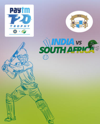 Paytm Series 2nd T20I: India vs South Africa, Mohali