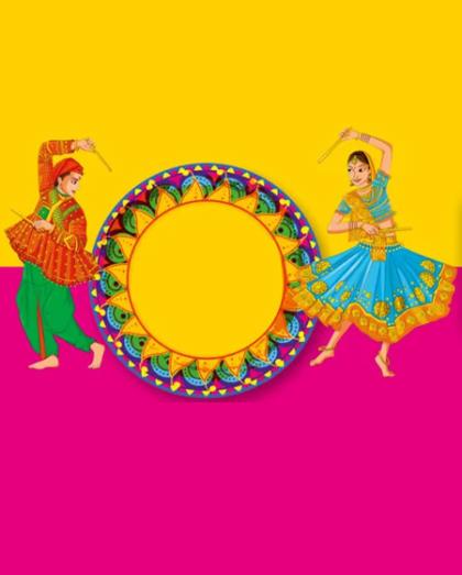 Radhe Radhe (Dandiya Nights)