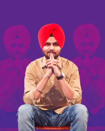 The Laugh Club Presents Koi Load Nahi by Jaspreet Singh | Chandigarh