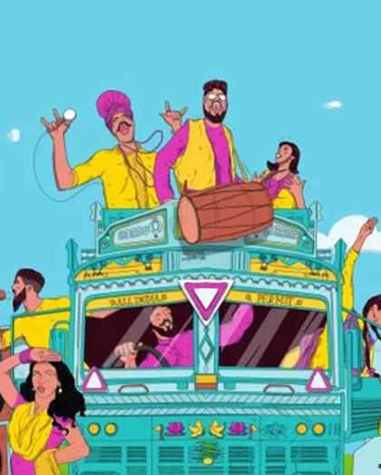 Gaana Crossblade Express 2019 | Indore