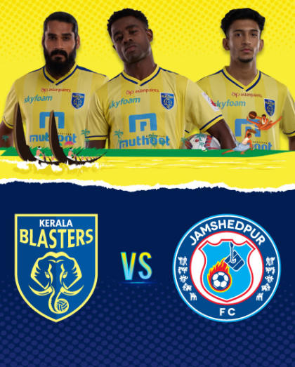Hero Indian Super League 2019-20: Kerala Blasters FC vs Jamshedpur FC
