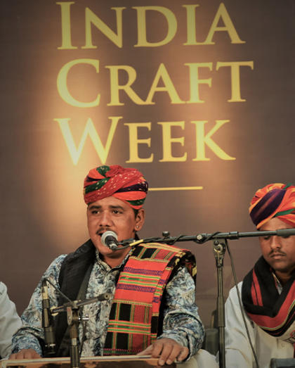 India Craft Week, 2019