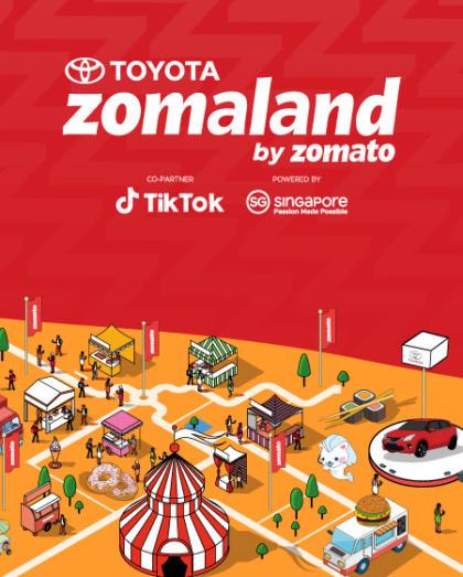 Zomaland by Zomato - Ahmedabad