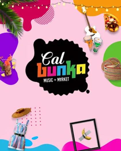 CalBunka 2020: Night Market & Music