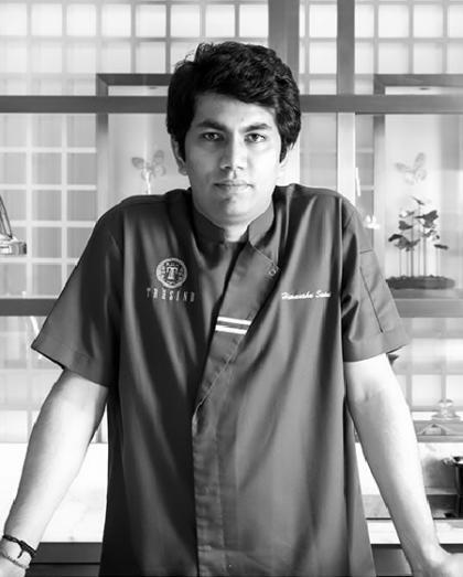 Table Stories with Chef Himanshu Saini
