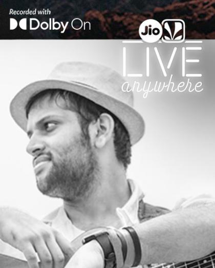 JioSaavn - Live Anywhere: Dhruv Visvanath