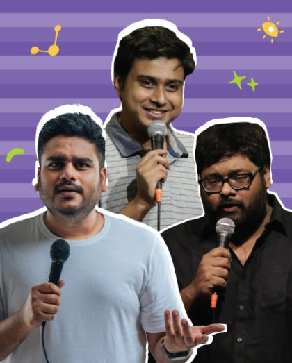 How Weird Is This Guy ft. Anirban Dasgupta, Vaibhav Sethia and Sourav Ghosh