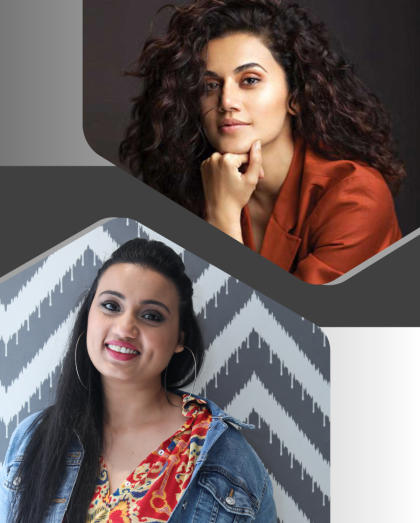 FAQs - The Knowledge series | Taapsee Pannu on picking the right script with Janice Sequeira