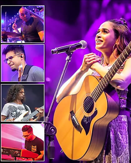 Shalmali Live - A Charity Show for Help For Children In Need Foundation