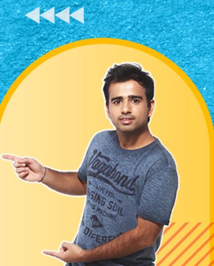 Gaurav Kapoor Live;Online Sitdown Comedy