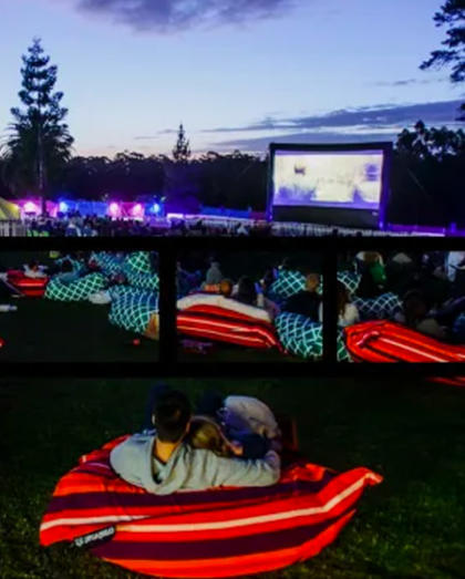 Dineout SteppinOut Movie Nights | Open Air Cinema | Bollywood