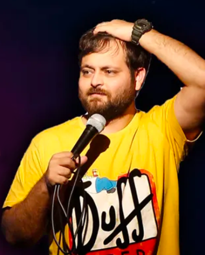 Punchliners Standup Comedy Show Ft. Devesh Dixit