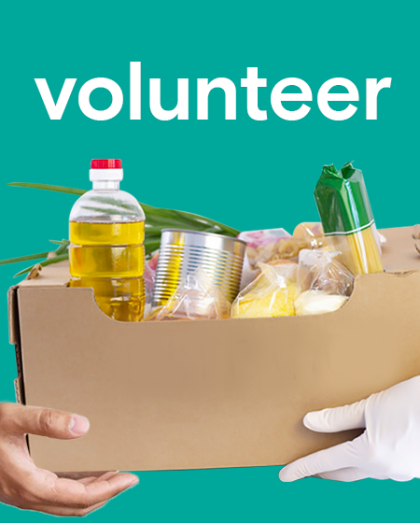Volunteer For Covid Efforts in association with SHEROES