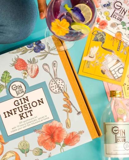 GIN EXPLORERS CLUB: GIN INFUSION KITS