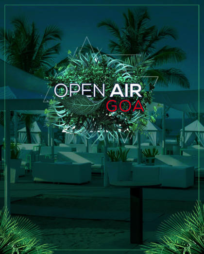 Open Air Limited capacity Monsoon Edition Pre Registration